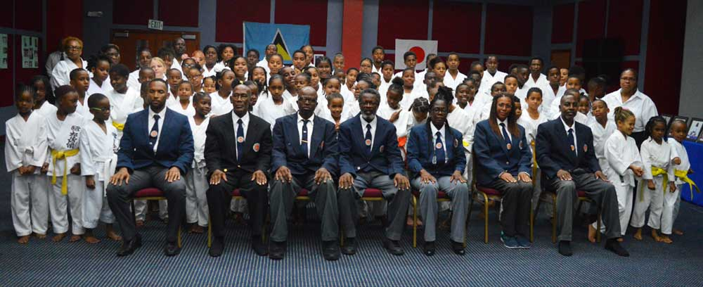 Image: Karate Do Federation Saint Lucia all set for election on December 12th. (PHOTO: Anthony De Beauville)