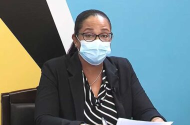 Image of Chief Medical Officer Dr Sharon Belmar George