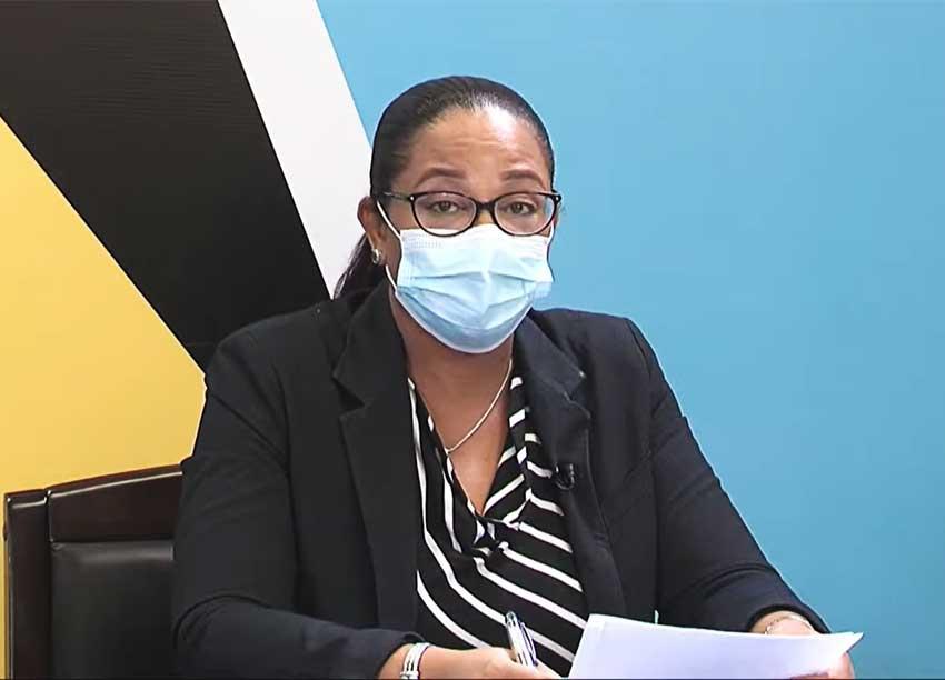Image of Chief Medical Officer Dr Sharon Belmar George