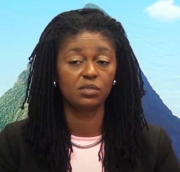 Image of Ministry of Tourism Permanent Secretary, Donalyn Vittet