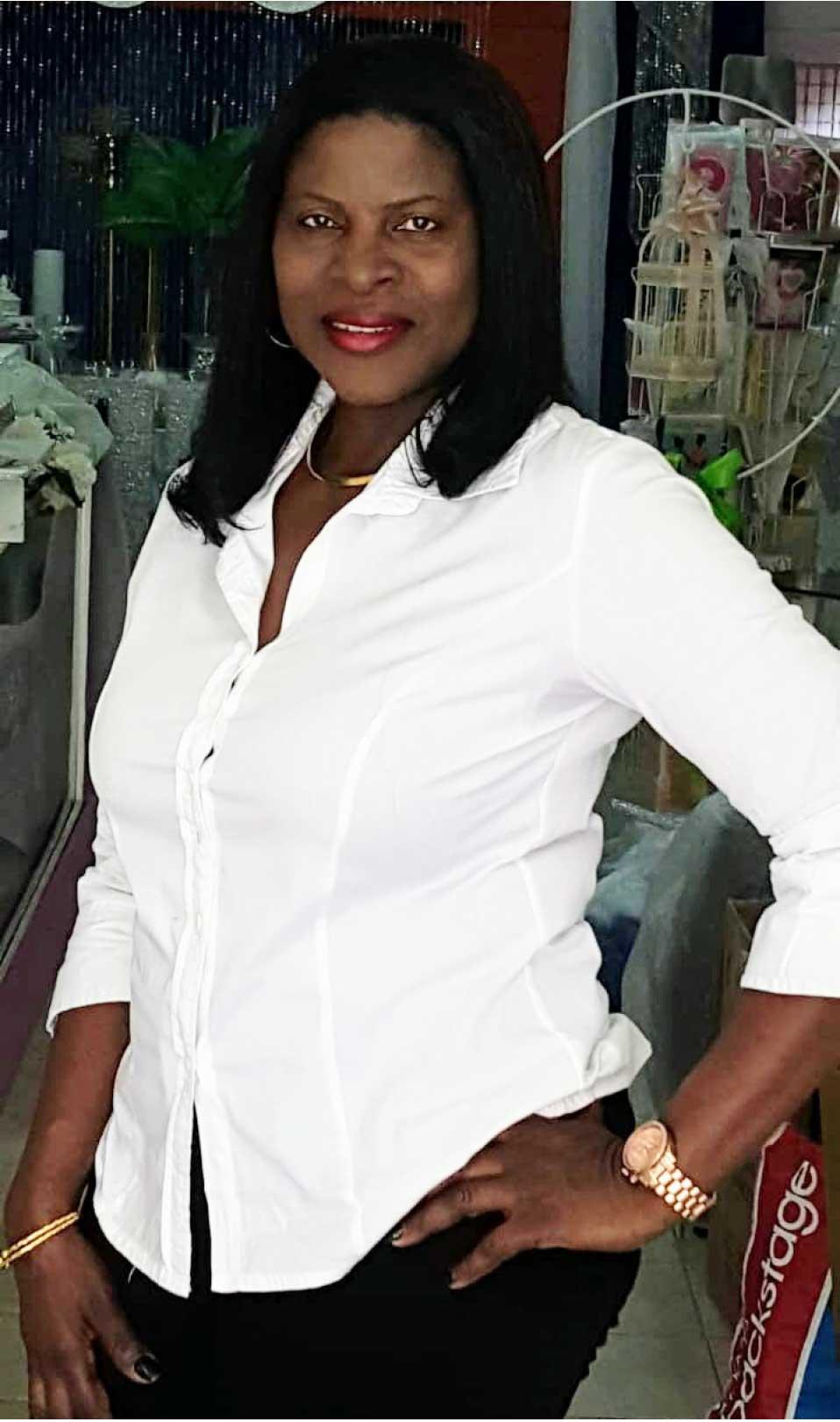 Image of Frances Jn. Baptiste