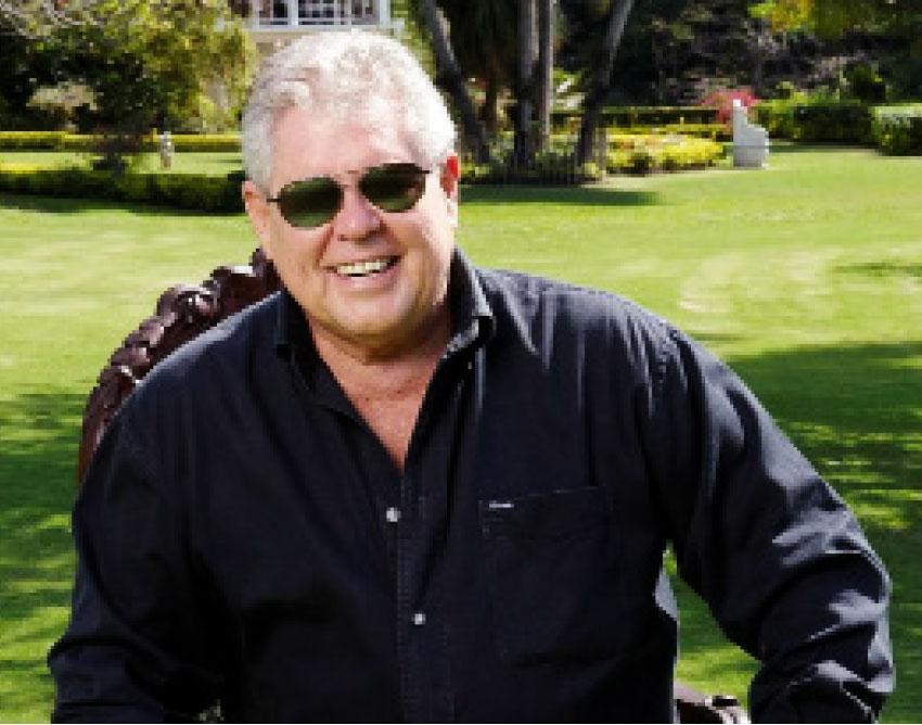 Image of Gordon 'Butch' Stewart