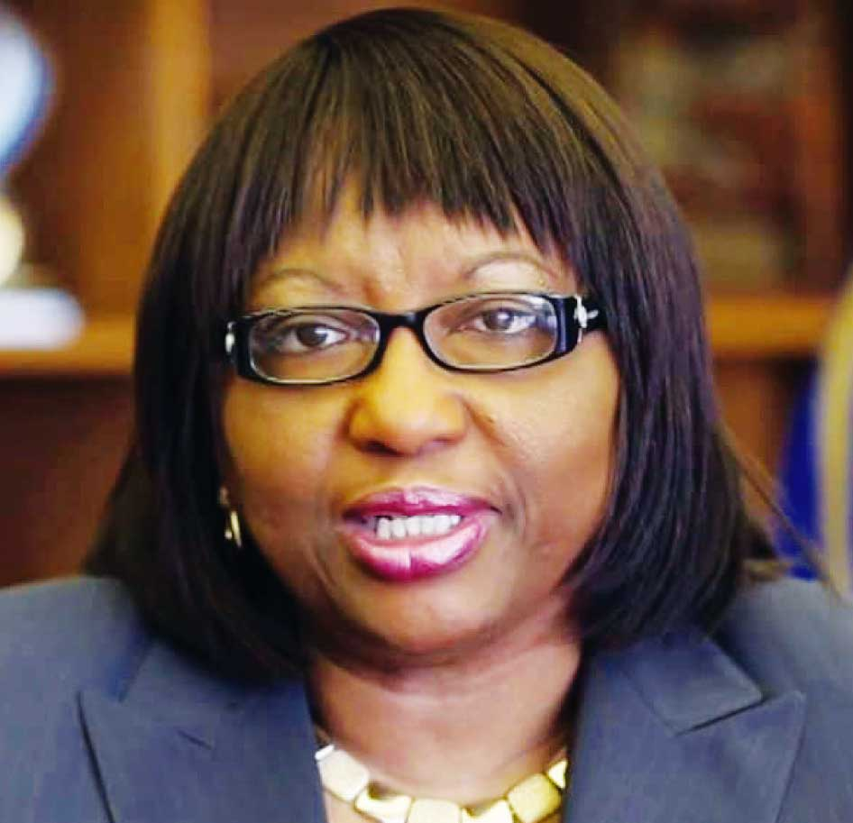 Image of PAHO Director Carissa Etienne