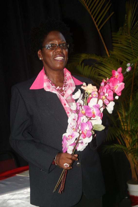 Image of Sensei Deborah Jn. Baptiste