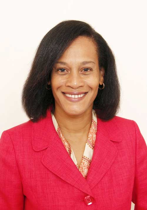 Image of Monique French, Chief Credit Officer at CIBC FirstCaribbean