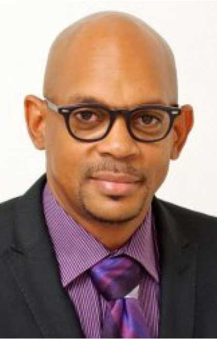 Image of incoming SLHTA President, Paul Collymore
