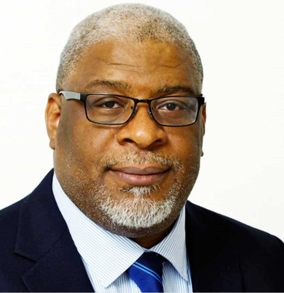 Image of Professor Simon Anderson, Director of the George Alleyne Chronic Disease Research Centre at The UWI