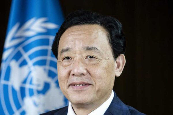 Image of Director-General QU Dongyu