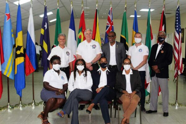 Image of District 7030 Rotarians