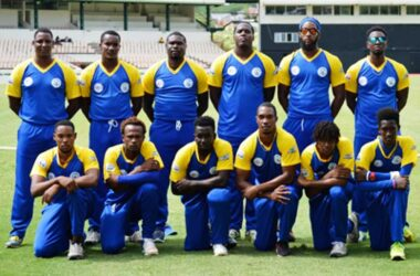 Image: Soufriere Sulphur City Stars had a comfortable win over Laborie on Sunday. (PHOTO: Anthony De Beauville)
