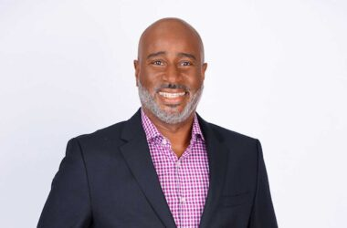 Xesus Johnston, Xesus Johnston, CEO of Prime Sports Jamaica Ltd, smiling with his hands in pockets