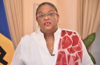 Image of Mia Mottley, Prime Minister of Barbados
