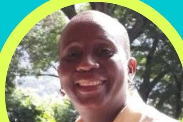 A smiling Dr Valda Henry