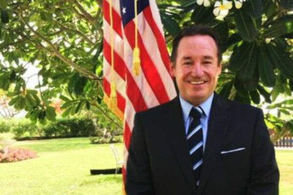 Joaquin Monserrate, Deputy Chief of Mission U.S. Embassy to Barbados and the Eastern Caribbean