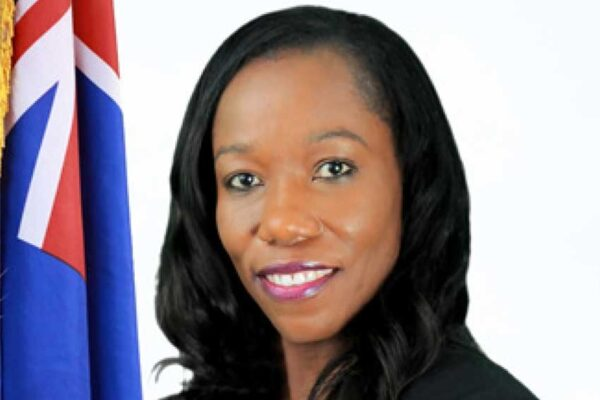 Dr. Virginia Clerveaux, Director, Department of Disaster Management and Emergencies, Turks and Caicos Islands, is the first COST personnel deployed through CDEMA to assist with the Haiti earthquake response efforts.