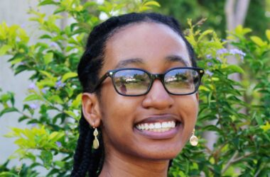 LUCELEC 2021 SPISE Scholar, Jynene Alfay