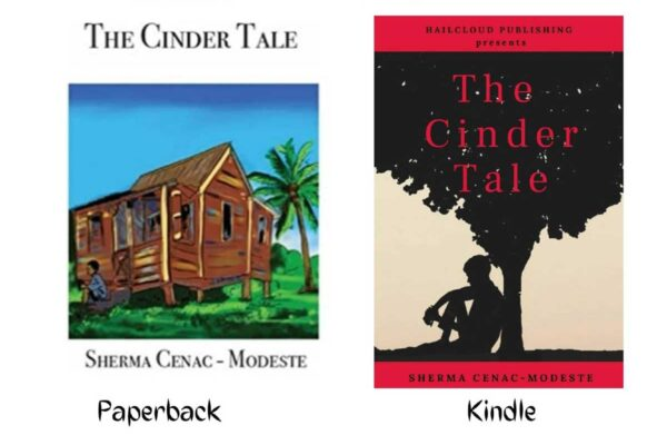 The Cinder Tale Coverpage