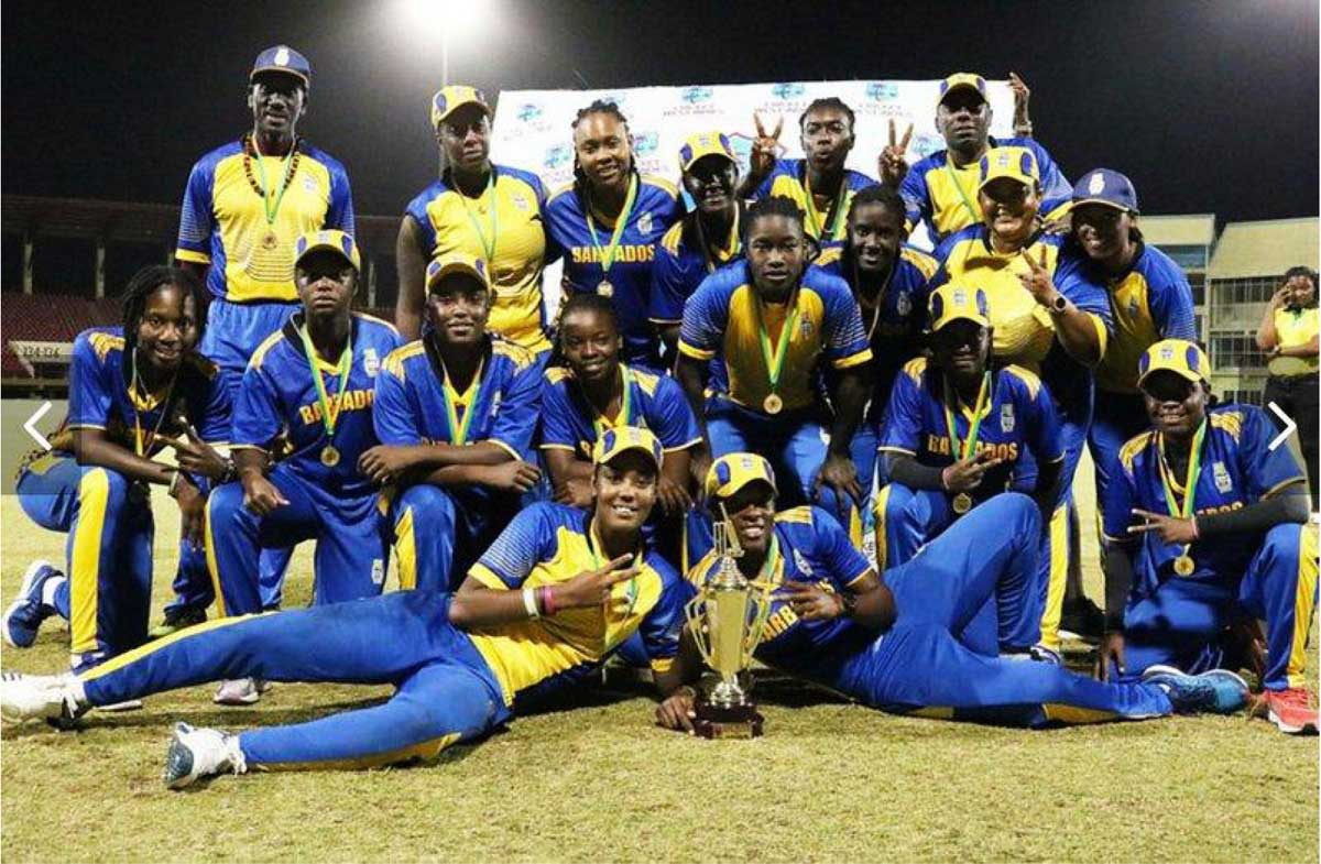 Barbados women's cricket team will represent the West Indies at the 2022 Commonwealth Games in Birmingham. (Photo: CWI Media)