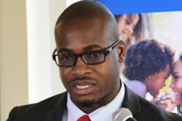 Saint Lucia Youth Development and Sports Minister, Kenson Casimir. (PHOTO: Anthony De Beauville)