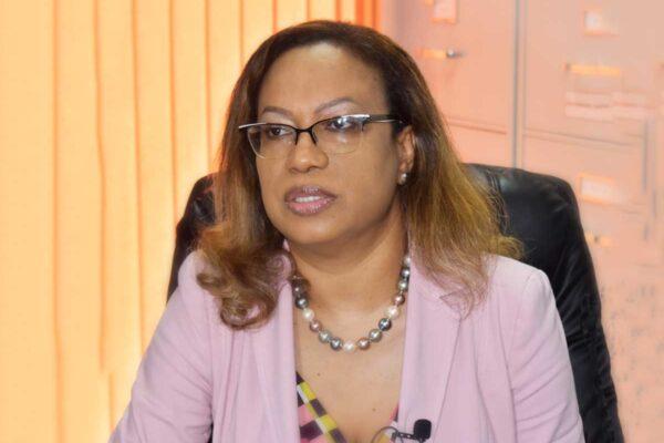 Chief Executive Officer of Export Saint Lucia, Sunita Daniel