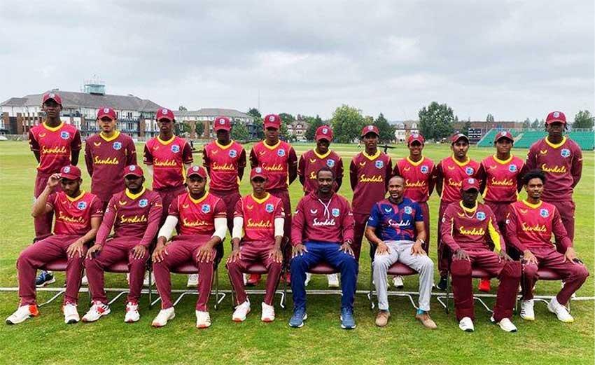 West Indies Under 19 Rising Stars. (Photo: GI)