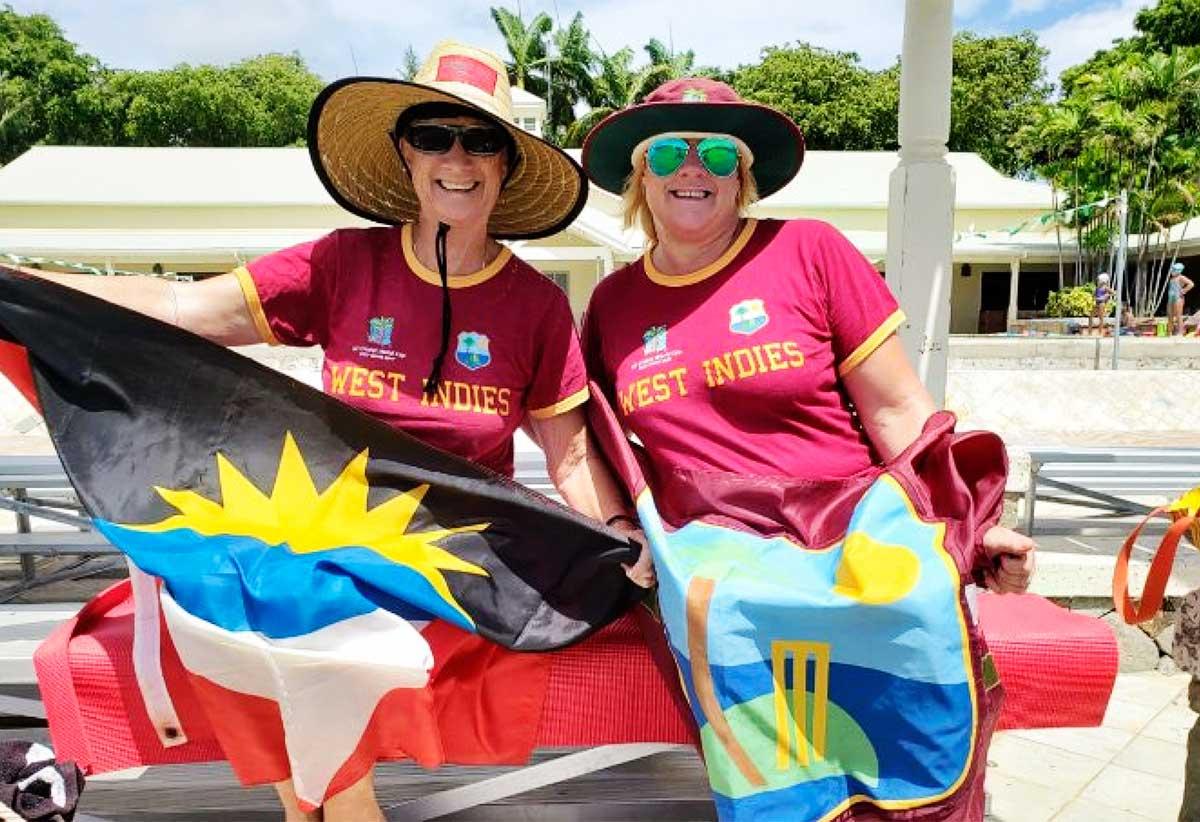 West Indies and SecuTix Partnership.