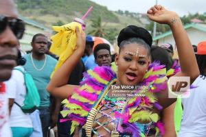 Dennery Carnival 2017